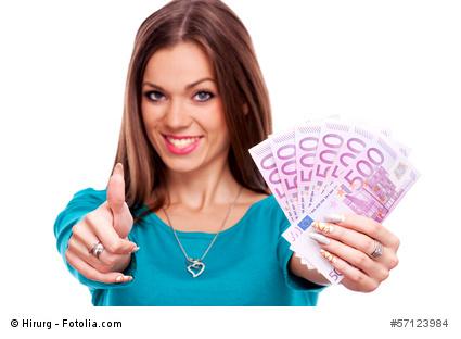 Geld ist gut und schön
