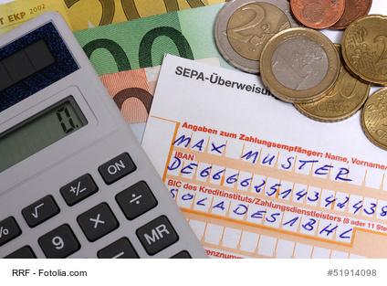 IBAN-Die europäische Kontonummer und der Direktzugriff auf Ihr Konto