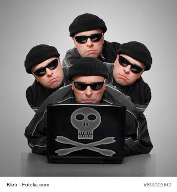 Internet-Kriminalität im Darknet