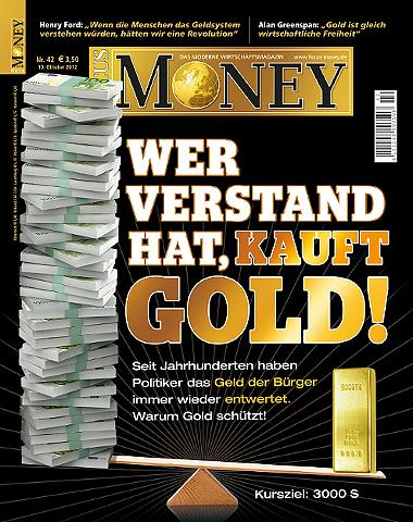 Focus Money 2012. Quelle Focus Money Archiv.
