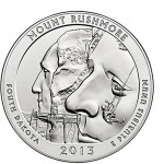 Von der US Mint America the Beautiful Mount Rushmore