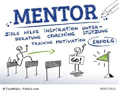 Ein Mentor beschleunigt Ihren Erfolg.