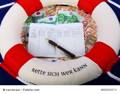 Einlagensicherung - Ihr Geld ist in Gefahr